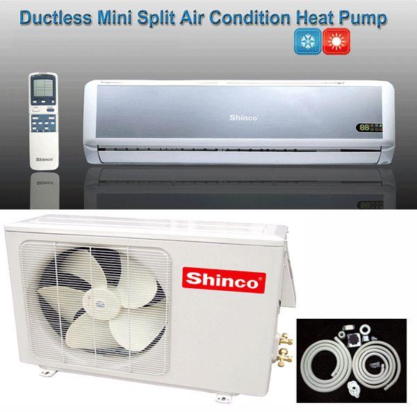 24000 BTU Ductless Mini Split Air Conditioner Inverter*