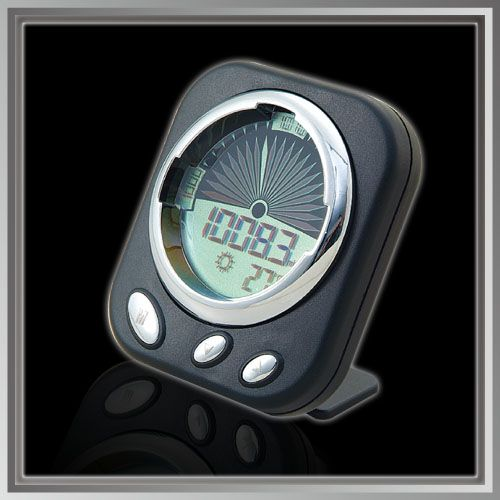 Suv/Car Digital Barometer Altimeter Weather Station LED