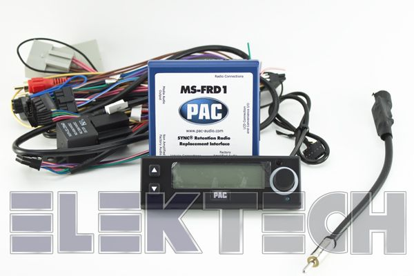 SYNC RETENTION RADIO REPLACEMENT INTERFACE ADAPTER